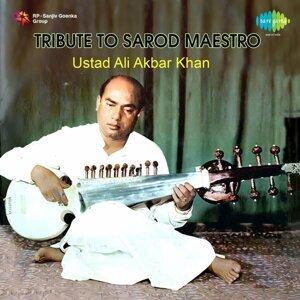 Tribute to Sarod Maestro - Ustad Ali Akbar Khan