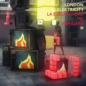 La Electricidad Me Abrigará - Single