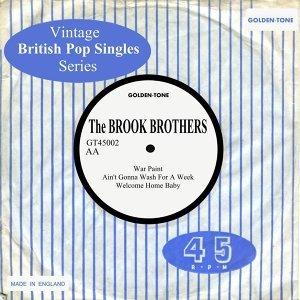 Vintage British Pop Singles: The Brook Brothers