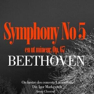 Beethoven : Symphonie No. 5 en ut mineur, Op. 67