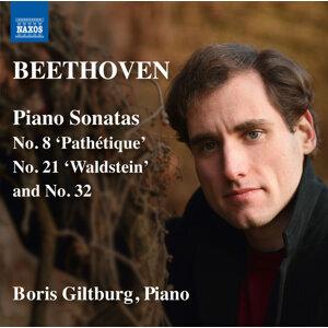 Beethoven: Piano Sonatas Nos. 8, 21 & 32