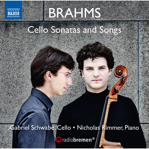 5 Gesange, Op. 72: No. 4. Verzagen (arr. G. Schwabe and N. Rimmer for cello and piano)