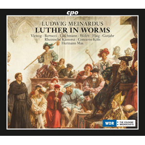 Meinardus: Luther in Worms, Op. 36