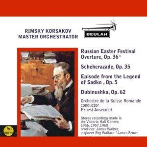 Rimsky Korsakov Master Orchestrator