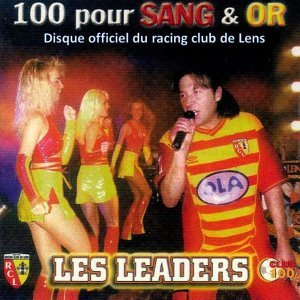 100 pour sang & or - Disque officiel du Racing Club de Lens