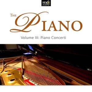 The Piano, Vol. 3 (Piano Concerti) [The Ballet Masters]