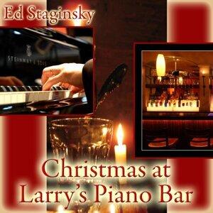 Christmas At Larry's Piano Bar