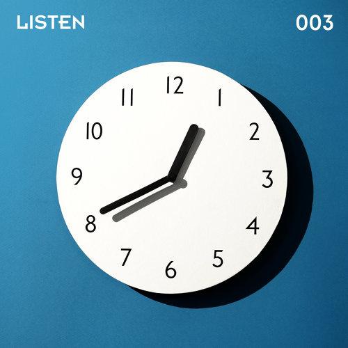 LISTEN 003 Weekend