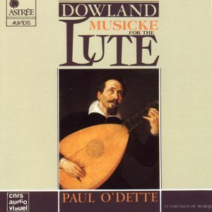 Dowland: Musicke for the Lute