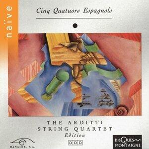 Five Spanish Quartets