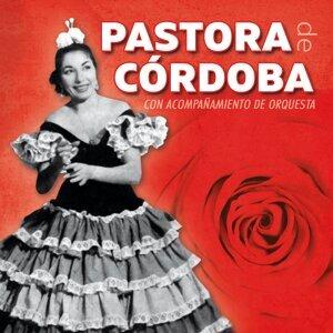 Pastora de Córdoba Con Acompañamiento de Orquesta