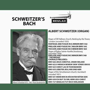 Schweitzer's Bach