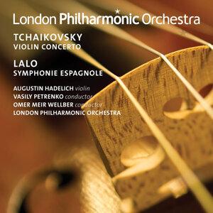 Tchaikovsky: Violin Concerto - Lalo: Symphonie espagnole