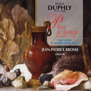 Duphly : Pièces de clavecin, 1er livre (1744)