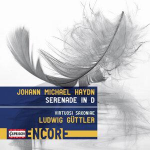 M. Haydn: Serenade in D Major, P. 87