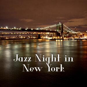 Jazz Night in New York – Dark Shadow of Jazz Instrumental, Smooth Jazz, Ambient Jazz Lounge