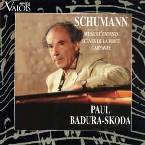 Robert Schumann: Kinderszenen, Waldszenen, Carnaval
