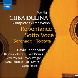 Gubaidulina: Complete Guitar Works