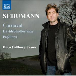 Schumann: Carnaval, Davidsbündlertänze & Papillons