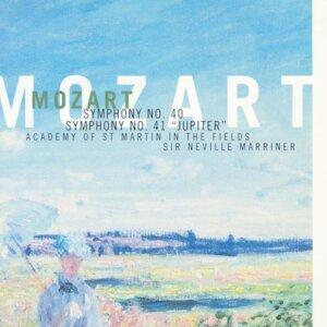 Mozart - Symphony Nos. 40 & 41