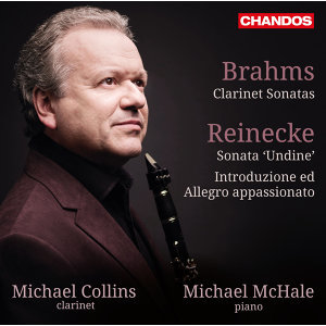 Brahms & Reinecke: Works for Clarinet & Piano