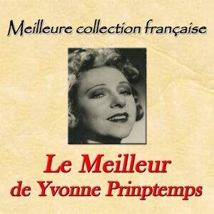 Meilleure collection française: le meilleur de Yvonne Prinptemps