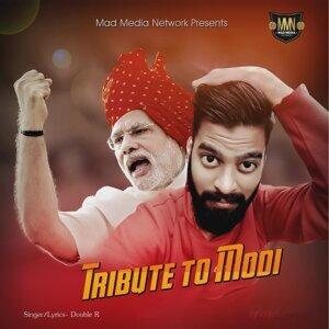 Tribute to Modi