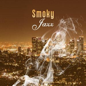 Smoky Jazz – Ambient Jazz, Instrumental Music, Dark Jazz for Cafe & Bar, Piano Jazz
