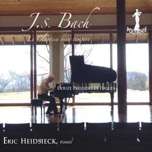 J.S. Bach: Le Clavier bien tempéré - Douze Préludes et Fugues