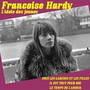 Francoise Hardy, l'idole des jeunes