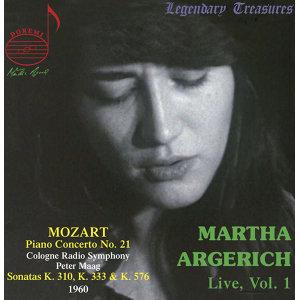 Martha Argerich Live, Vol. 1