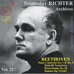 Richter Archives, Vol. 22: Beethoven (Live)