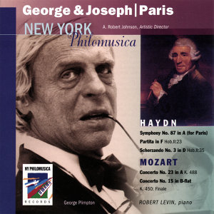 George & Joseph Paris