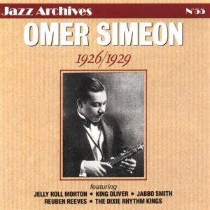 Omer Simeon 1926-1929 - Jazz Archives No. 55
