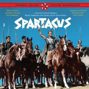 "Stanley Kubrick's ""Spartacus"" (Original Motion Picture Soundtrack) [Bonus Track Version]"