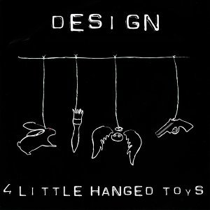 4 Little Hanged Toys