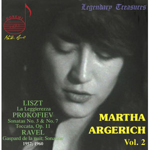 Martha Argerich Live, Vol. 2