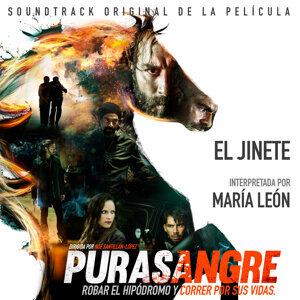 """El Jinete (de """"Purasangre"""") [Banda Sonora Original]"""