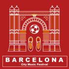 旅人系列.巴薩隆那:City Music Festival.Barcelona