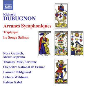 Dubugnon: Arcanes symphoniques, Triptyque & Le songe Salinas