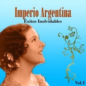 Imperio Argentina - Éxitos Inolvidables, Vol. 1
