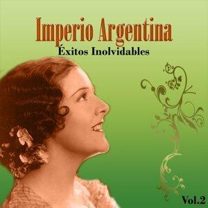 Imperio Argentina - Éxitos Inolvidables, Vol. 2