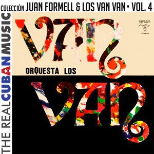 Colección Juan Formell y Los Van Van, Vol. IV (Remasterizado)