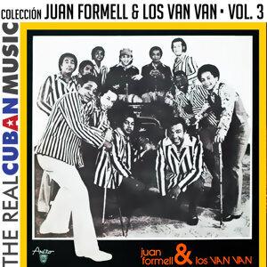 Colección Juan Formell y Los Van Van, Vol. III (Remasterizado)
