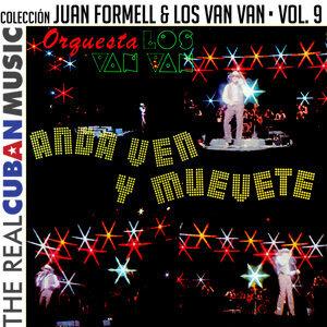 Colección Juan Formell y Los Van Van, Vol. IX (Remasterizado)