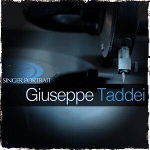 Singer Portrait - Giuseppe Taddei
