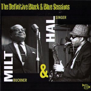 Milt & Hal (Paris, 1968) - The Definitive Black & Blue Sessions