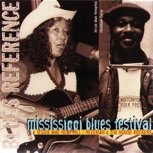 Mississippi Blues Festival - Blues Reference
