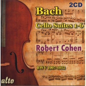 Bach: Cello Suites 1-6