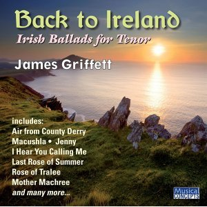 Back to Ireland - Irish Songs & Ballads for Tenor